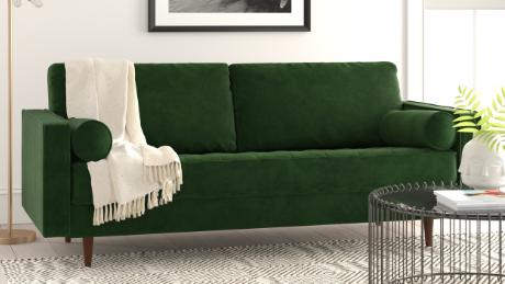 Best Wayfair Couches: Top-rated sectionals, futons and loveseats - C