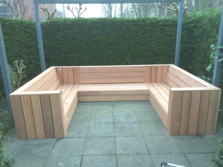 Sofa im Freien | Outdoor garden furniture, Diy patio, Outdoor so