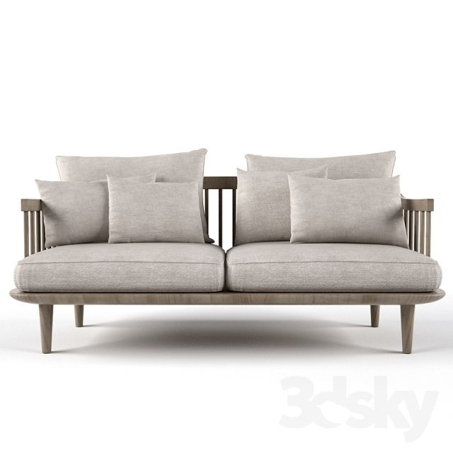Fly SC3 Sofa im Freien | Sofa furniture, Tropical sofas, So