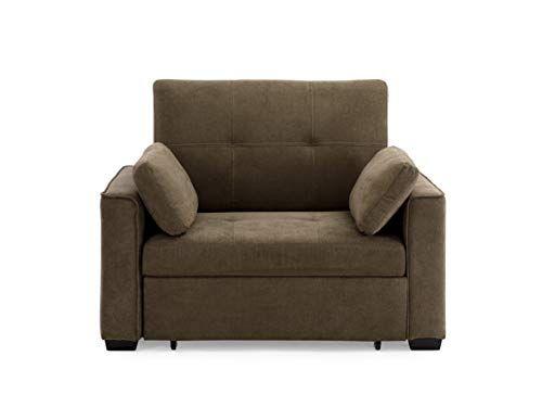 Night & Day Furniture NAN-QEN-Cap Nantucket Queen Cappuccino Sofa .