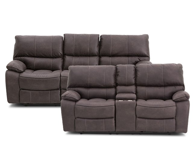 Navigator Power Reclining Sofa - Furniture R