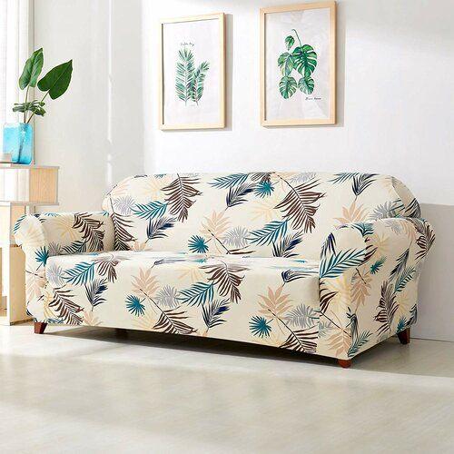 Schonbezug für Sofas aus Polyestermischung Sansibar Home Farbe .