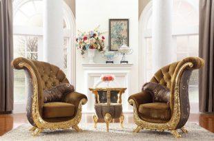Europäische Klassische Sofa Stuhl für Wohnzimmer Stuhl Stuhl Holz .