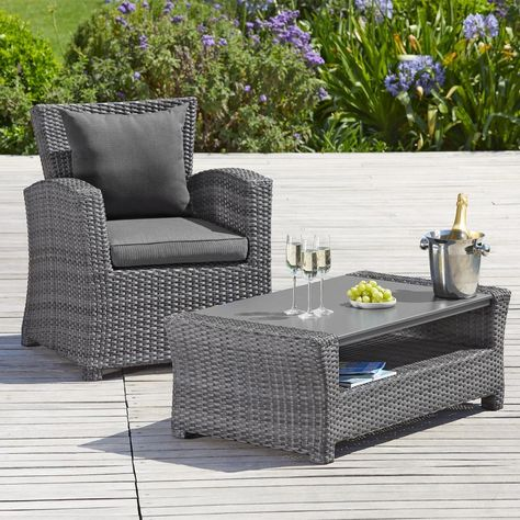Sofa-Tisch Hamilton (106x58,5)   Polyrattan tisch, Outdoor .