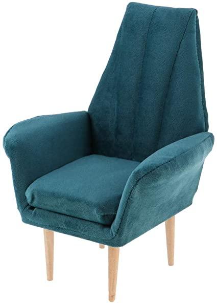 T TOOYFUL Mianitur Flanellette Sofa Couch Sessel Wohnzimmermöbel .