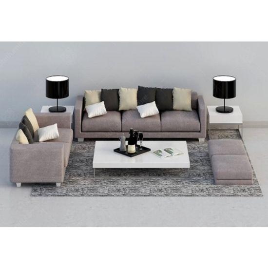 China Hotelfoyer Möbelkombination Sofa für Wohnzimmermöbel .