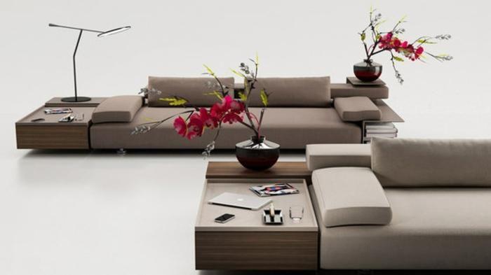 Wohnzimmermöbel Design für funktionale Räume.   Modern .