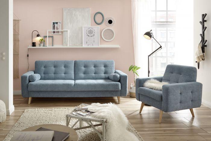 Couch Sofa Sessel Schlafcouch Schlafsofa Schlaffunktion Zweisitzer .