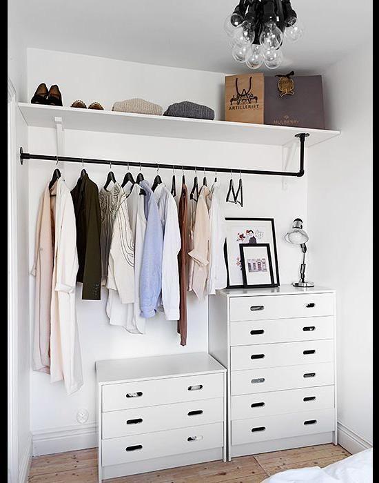 Pinterest: 8 Speicherideen für eine kleine Wohnung - #appartement .
