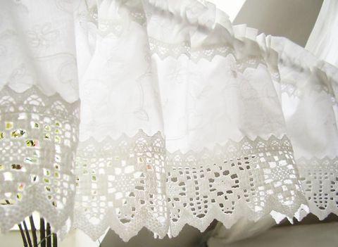 Deshalb sollten Sie Spitzenvorhänge verwenden | Lace curtains .
