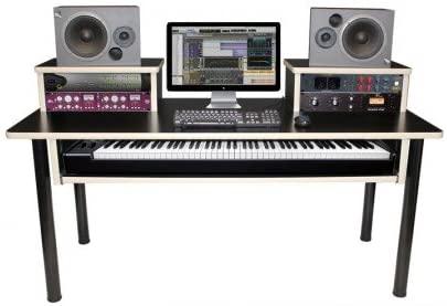 Amazon.com: AZ Studio Workstations - Keyboard Studio Desk: Musical .