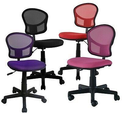 Schreibtischstuhl Kinder Zimmer Stuhl Büro Drehhocker Cheffsessel .