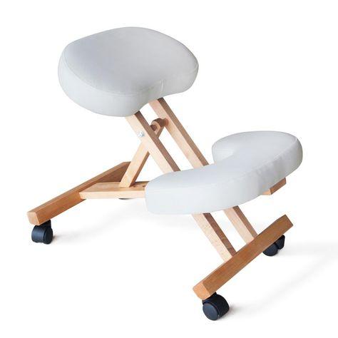 Büro Hocker Rückenfreie Ergonomische Kniend Stuhl Ergonomisch .