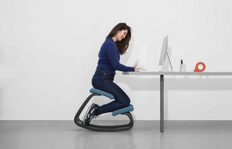 Office Star Knie Stuhl, Eine Gute Körperhaltung, Stuhl .