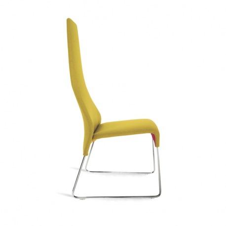 B&B Italia LAZY´05 Stuhl mit hoher Rückenleh