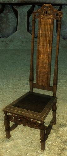 Stuhl mit hoher Lehne – Guild Wars 2 Wi