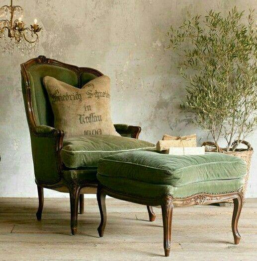 Geweldige chaise longue in twee delen. blijmaakzooi.blogspot.nl .