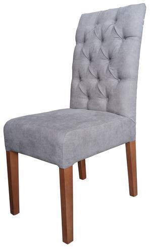 Cottage Stil Stuhl Stoff - Stuhl Massivholz bei Möbelhaus Düsseldo