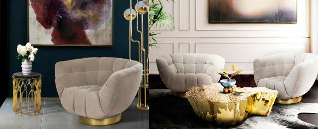 Stühle für das Wohnzimmer