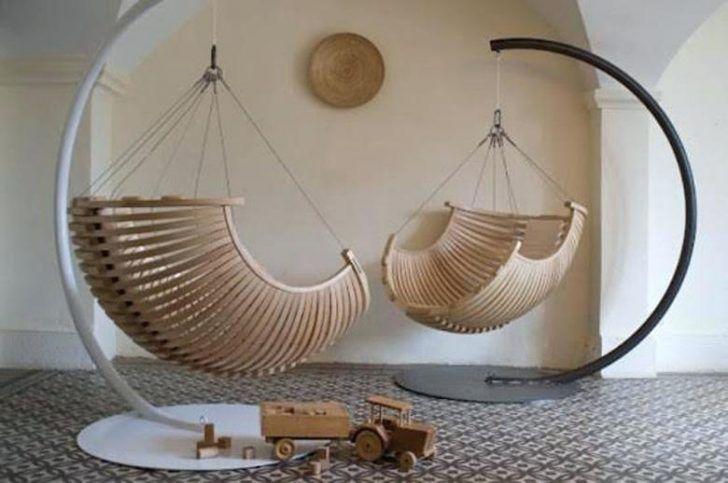 außergewöhnliche erstaunliche hängende Stühle für Schlafzimmer .
