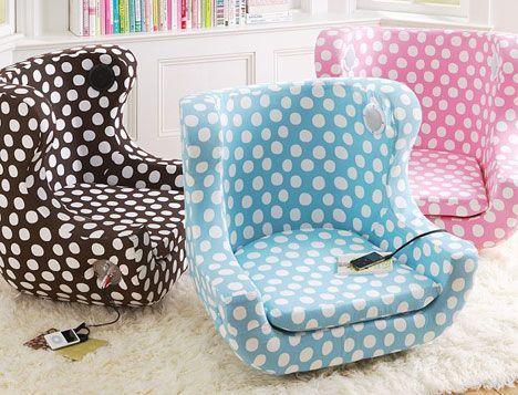 Stühle für Teenager-Schlafzimmer | Stühle für schlafzimmer, Coole .