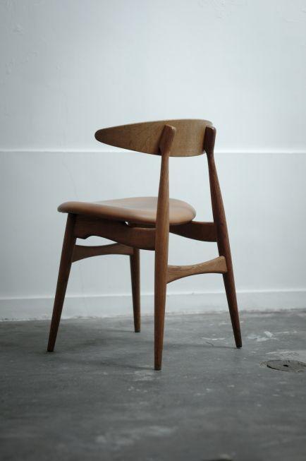 carré - urbnite: Hans Wegner CH33 Chair | Modernes möbeldesign .