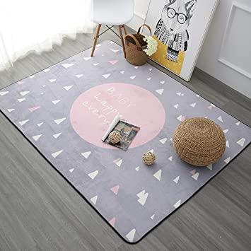 Amazon.de: SESO UK- Nordic Modern weichen Teppich für Kinder .
