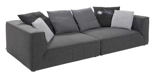 KOMFORTABLE COUCH: TIEFES SOFA | Sofa günstig kaufen, Sofa und .