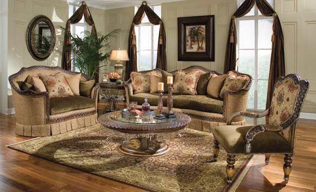 Erhalten Sie traditionelle Sofas, um Ihr Landhaus zu verbessern .