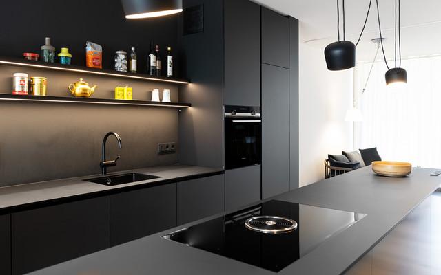 Traumküche - Modern - Kitchen - Munich - by BEER GmbH Küch