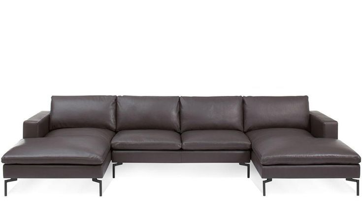 Ideen von U Förmigen Leder Schnitt Sofa-#formigen #ideen #leder .