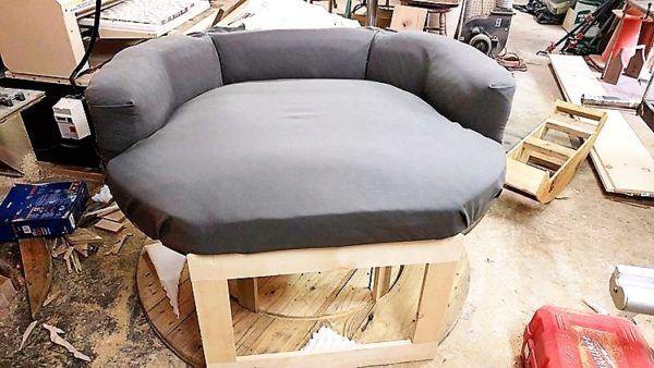 Übergroße bequeme Stühle