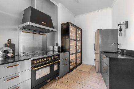 Diese Vintage-Küche ist schick und hart!   Wohnideen einricht