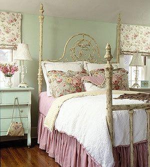 20 Vintage Schlafzimmer Inspirierende Ideen | Shabby chic zimmer .