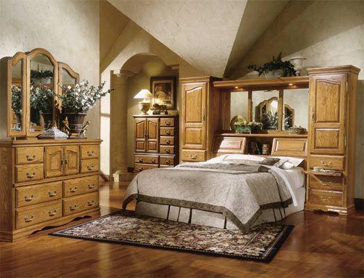 Eindrucksvolle Eichen Schlafzimmer Möbel Sets, Eiche Möbel .