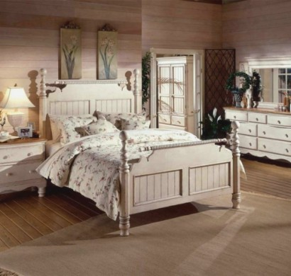 Vintage Schlafzimmer - Ideen für die Schlafzimmergestaltu