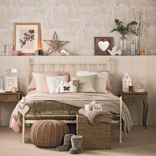 Vintage Schlafzimmer Ideen