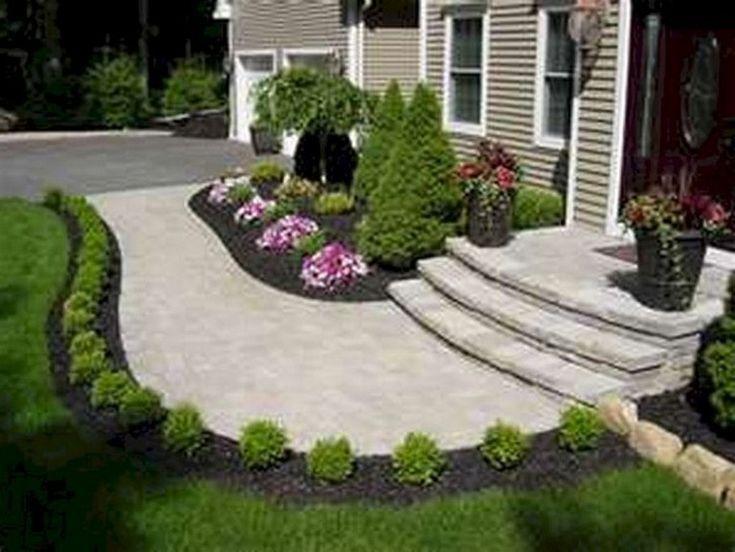 Erstaunliche 20+ einfache und schöne Vorgarten .