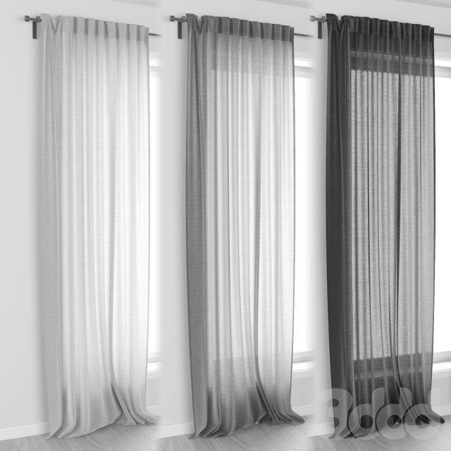 6 fabelhafte Ideen: Graue Vorhänge Dekor Vorhänge Design Stoffe .