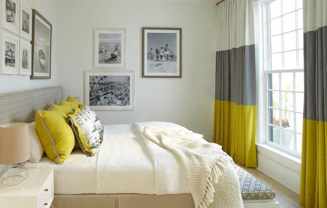 31 Ideen für Schlafzimmergardinen und Vorhän