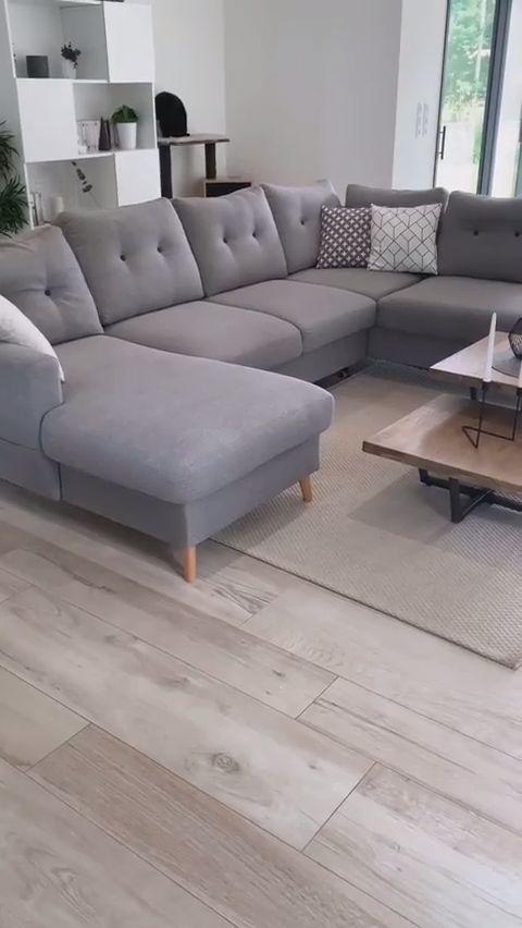 Wandelbares Sofa Scandi Bobochic mit Aufbewahrungsbox und .