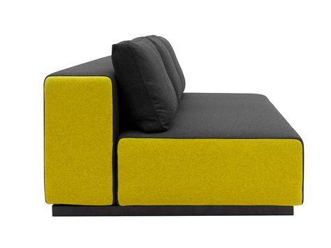 Wandelbares 3-er sofa NEVADA 3-P Kollektion Living by SOFTLINE .