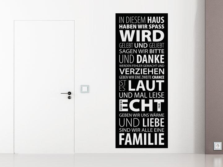 Wandschablonen | Wandbild selbstmalen | KLEBEHELD