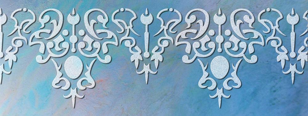 Wandschablonen Marrakesch | Schablo