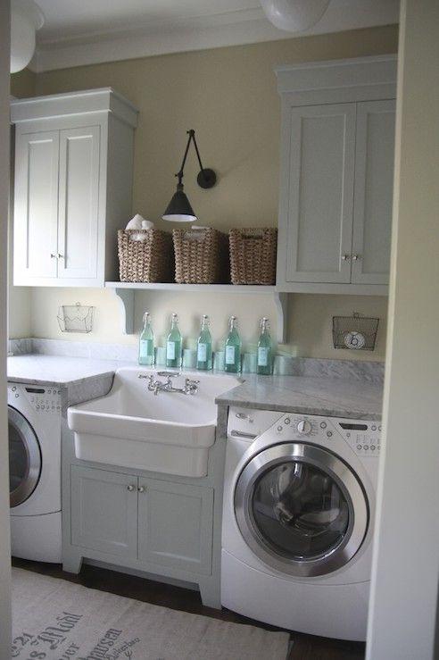 Wäschekammer   Sale lavanderia, Lavanderie moderne, Arredamento .