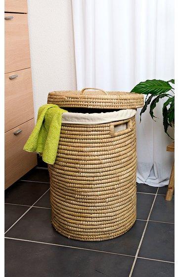 Wäschekorb aus 100% Baumwolle - 204412 | DW-Sh