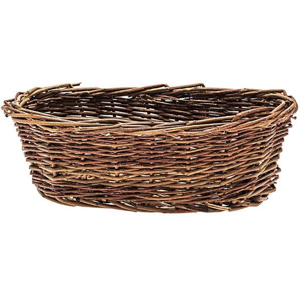 Weidenkorb oval 25cm günstig online kaufen