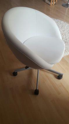 Tolle weißer stuhl ikea - | Weiße stühle, Stühle, Ik
