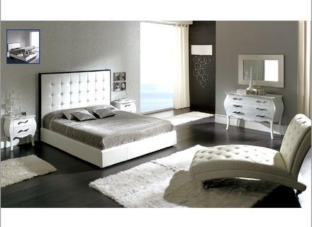 Schlafzimmer Weißen Schlafzimmer Strand Stil Mit Holzboden Weiß .
