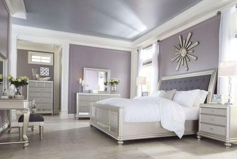 Zimmer zu gehen, Weiß Schlafzimmer Set #Schlafzimmer Komplett .